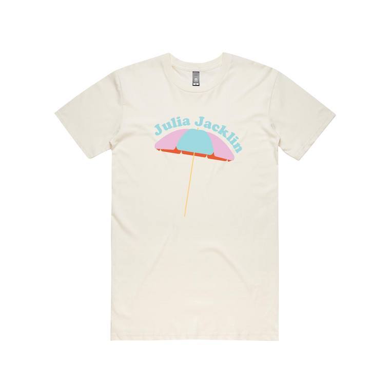Umbrella / Natural T-shirt