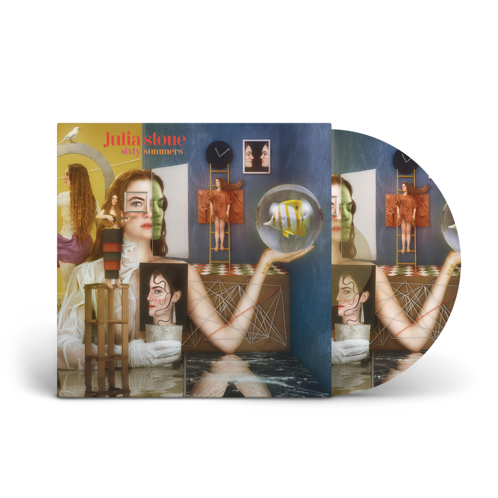 Julia Stone / Sixty Summers Deluxe Picture Vinyl LP