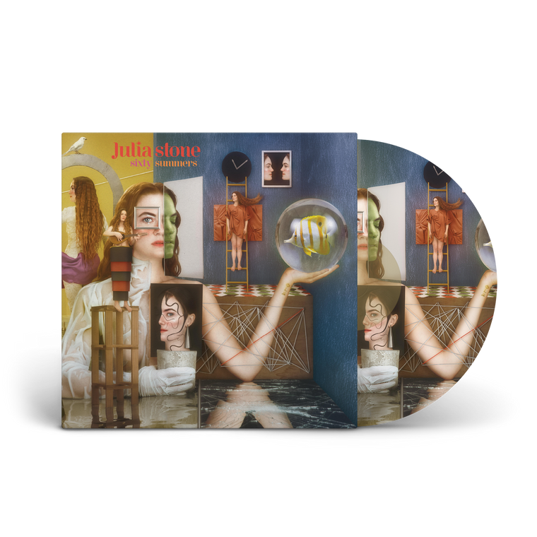 Julia Stone / Sixty Summers Deluxe Picture Vinyl LP + T-Shirt