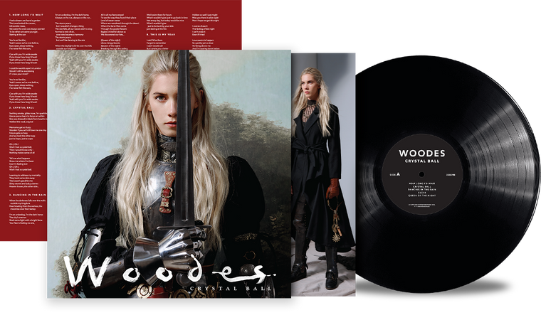 Crystal Ball /  Woodes Hood Vinyl Bundle  ***PRE-ORDER***