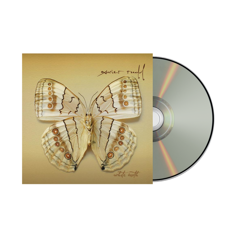 'White Moth' / CD