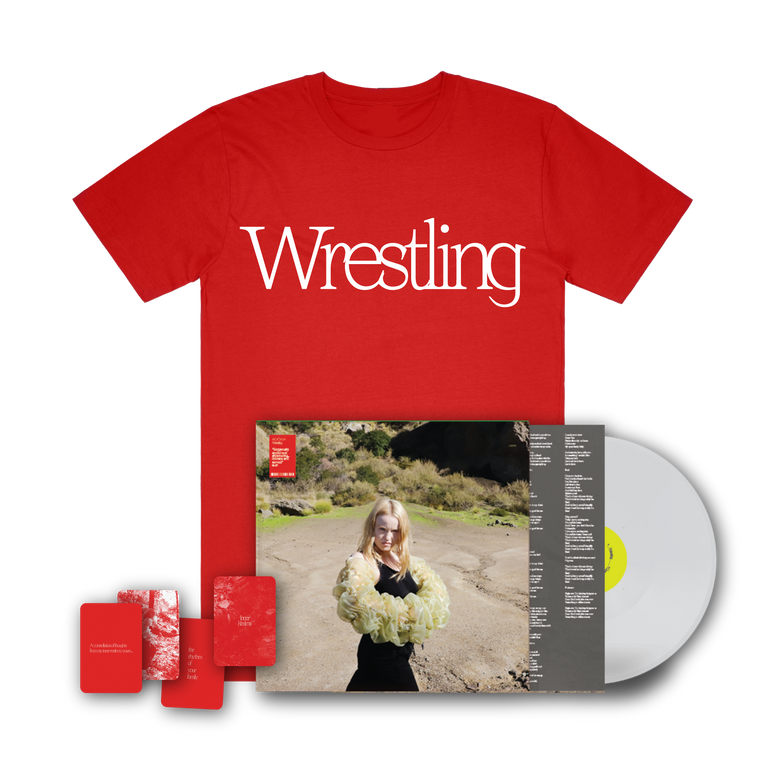 Wrestling Limited Edition Vinyl Bundle ***PRE-ORDER***