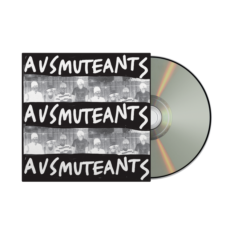 Ausmuteants / Ausmuteants CD