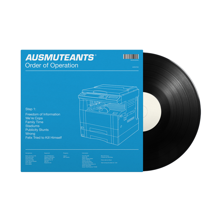 Ausmuteants / Order Of Operation 12