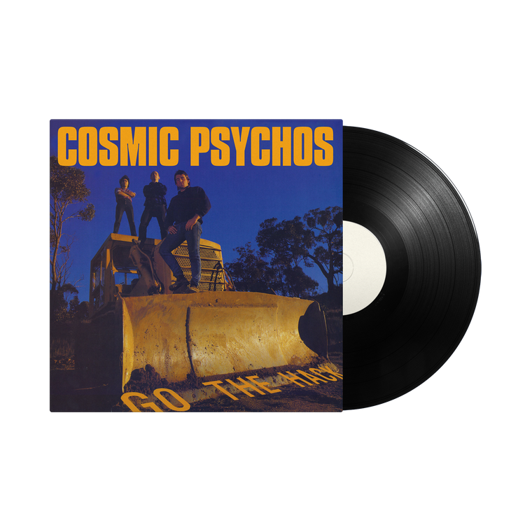 Cosmic Psychos / Go The Hack 12