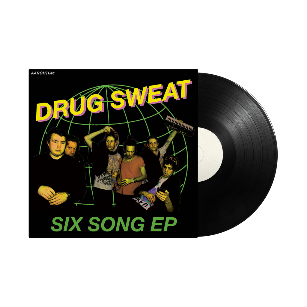 "Drug Sweat / Six Song EP 7"" Vinyl"