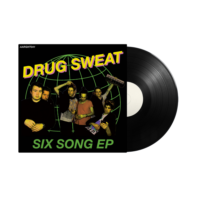 Drug Sweat / Six Song EP 7