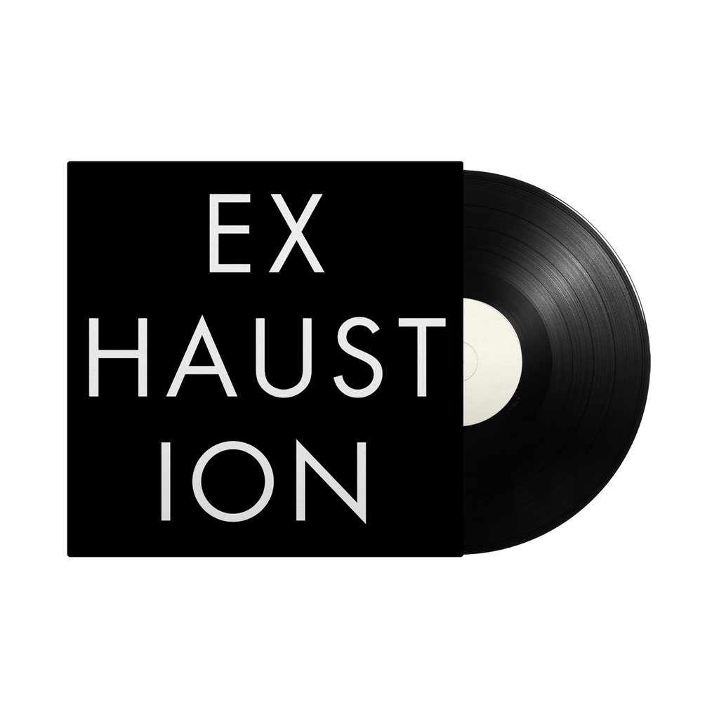 "Exhaustion / Future Eaters 12"" Vinyl"