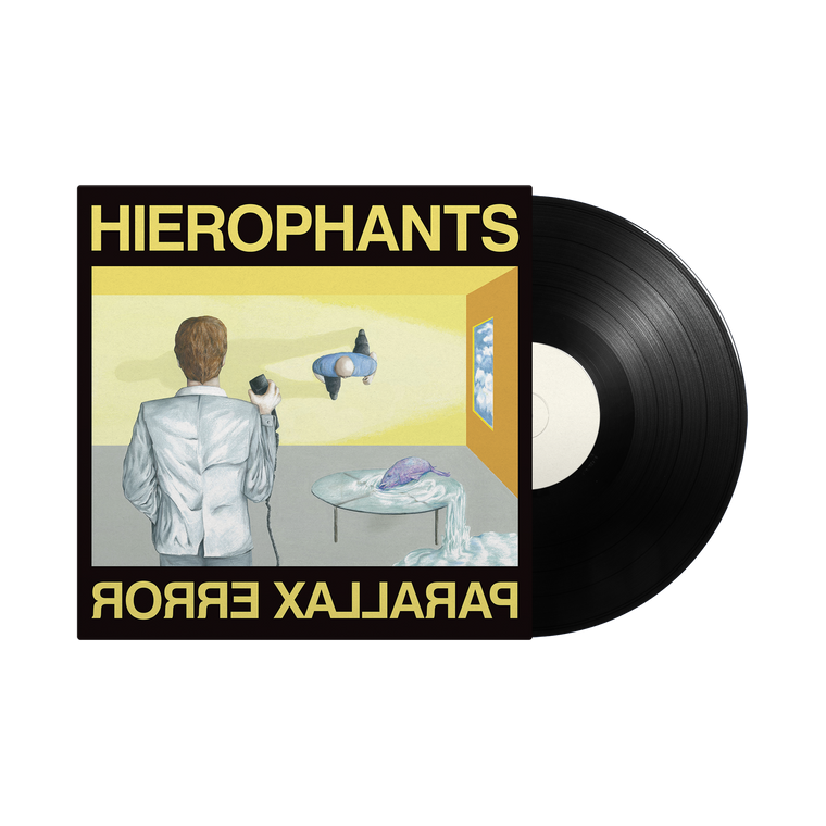 Heirophants / Parallax Error 12