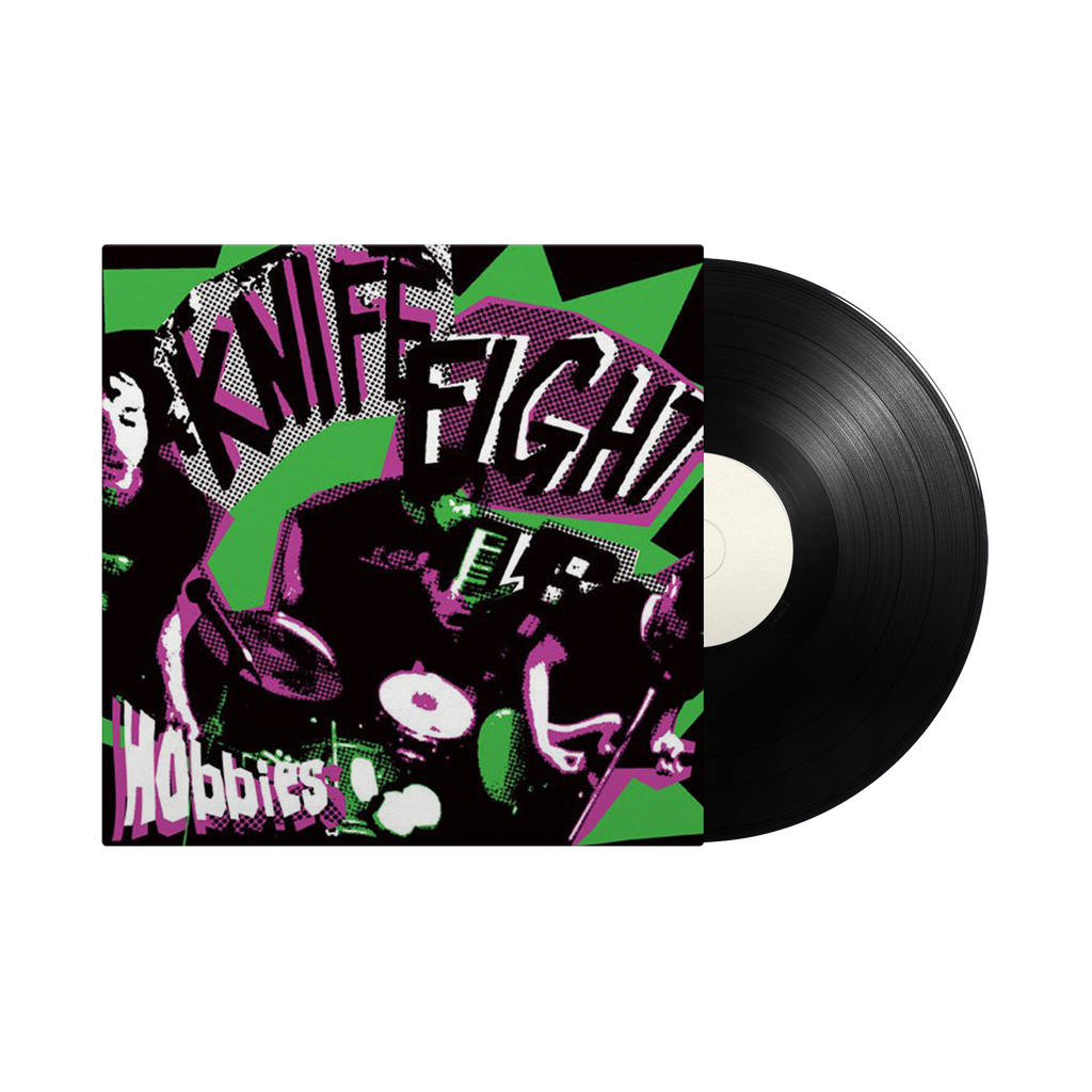 "Knife Fight / Self Titled 7"" Vinyl"