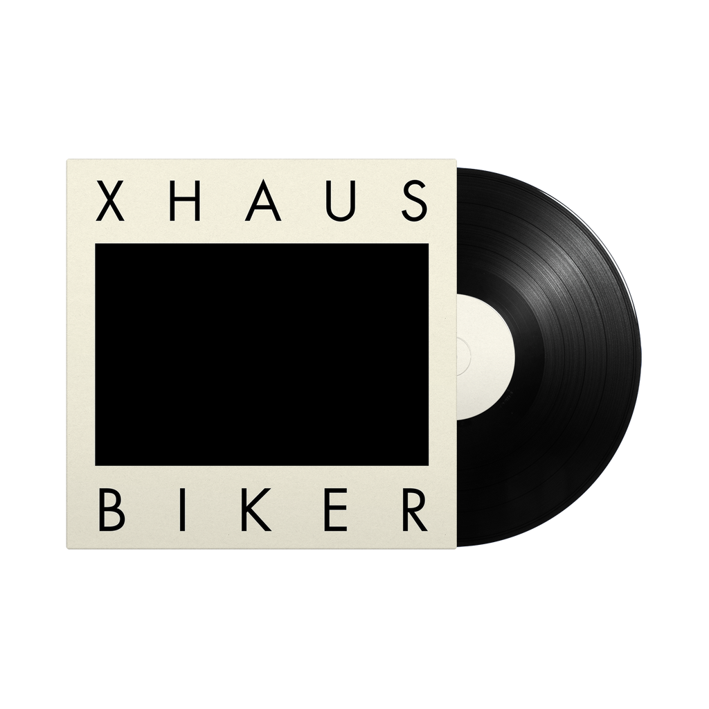 "Exhaustion / Biker 12"" Vinyl"