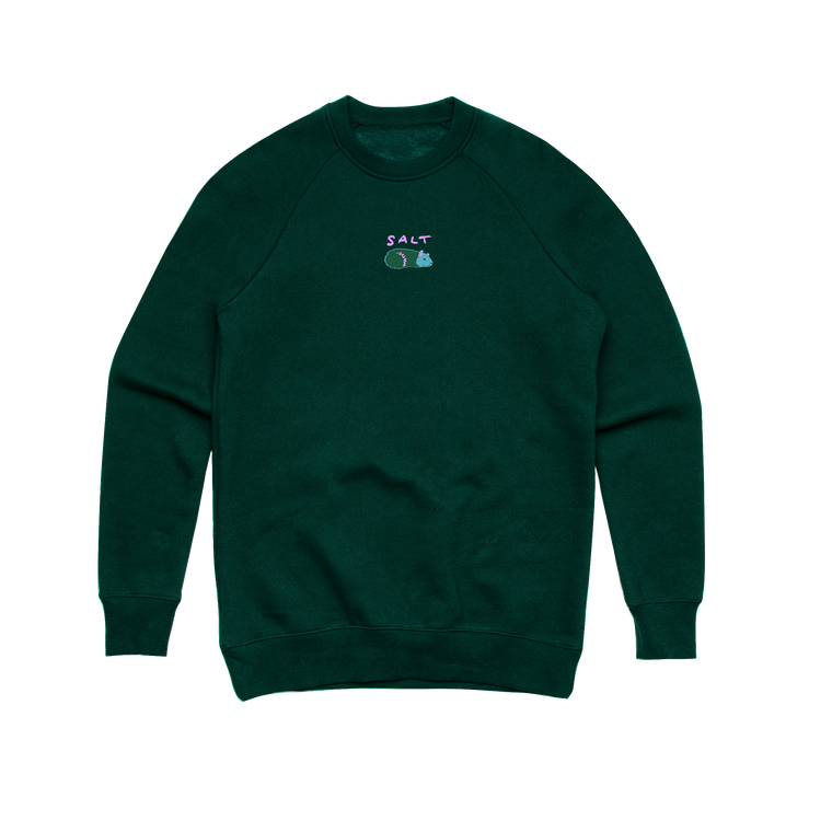 Marsupial / Bottle Green Sweater