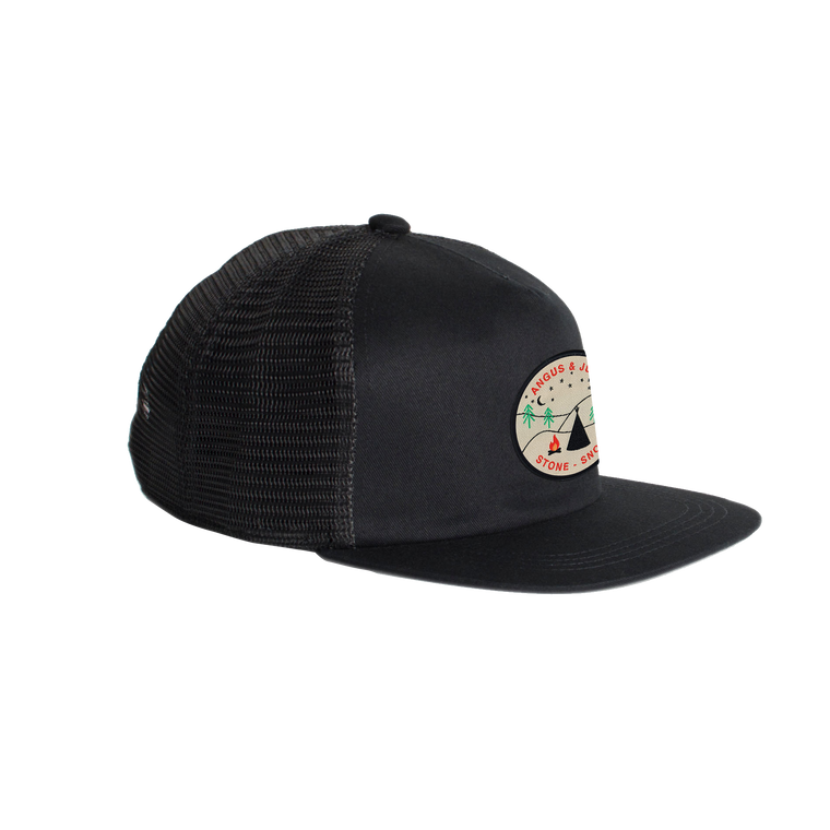 Patch / Black Cap