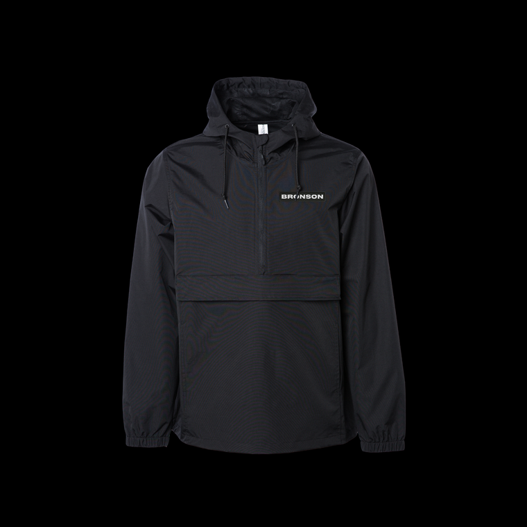 BRONSON Anorak Jacket / Black