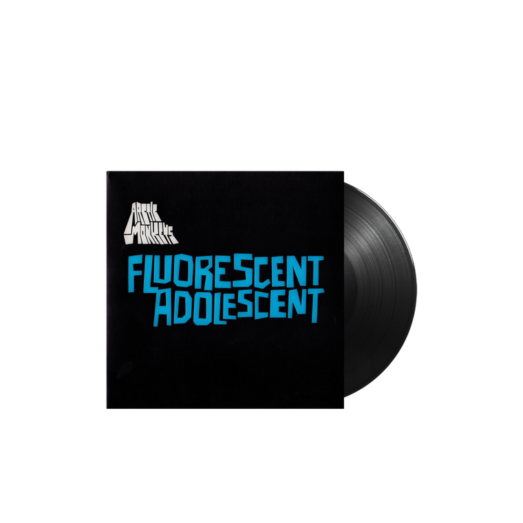 Arctic Monkeys / Fluorescent Adolescent  7