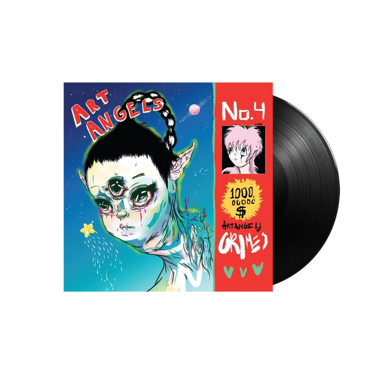 Grimes / Art Angels 12