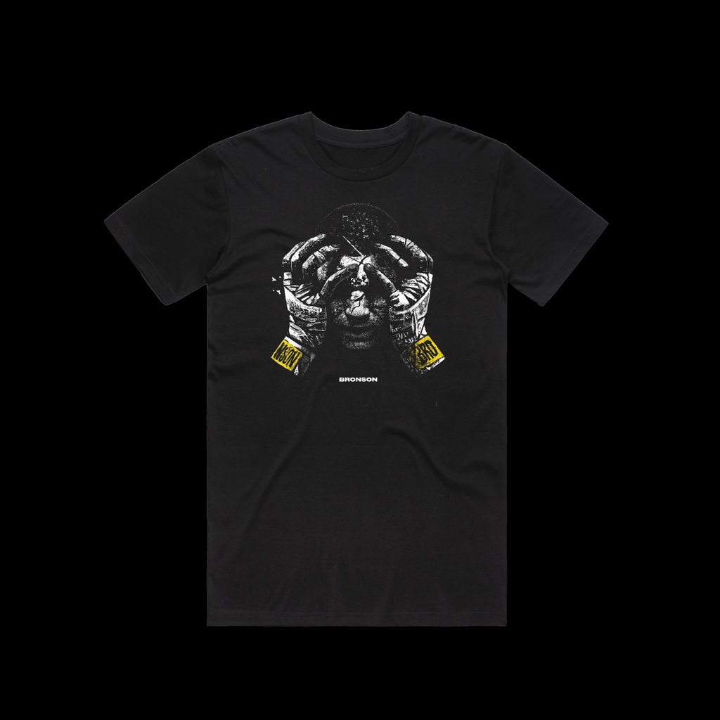 Bundle: BRONSON Artwork T-Shirt + Limited Edition LP