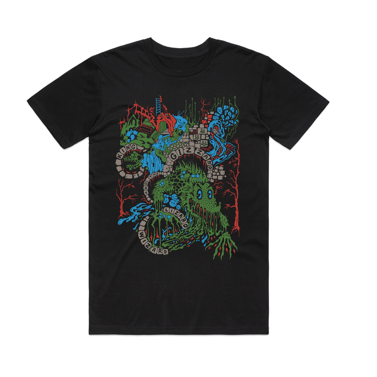 Asheville / Black T-shirt (Limited Edition) + Digital Download