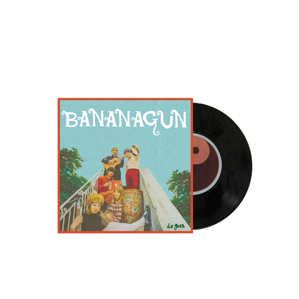 "Bananagun / Do Yeah 7"" Vinyl"