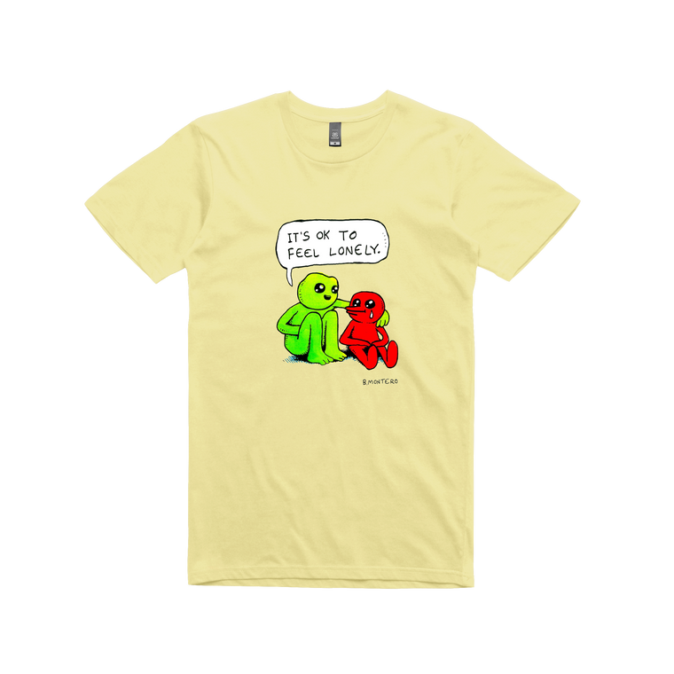 Lonely / Lemon T-shirt