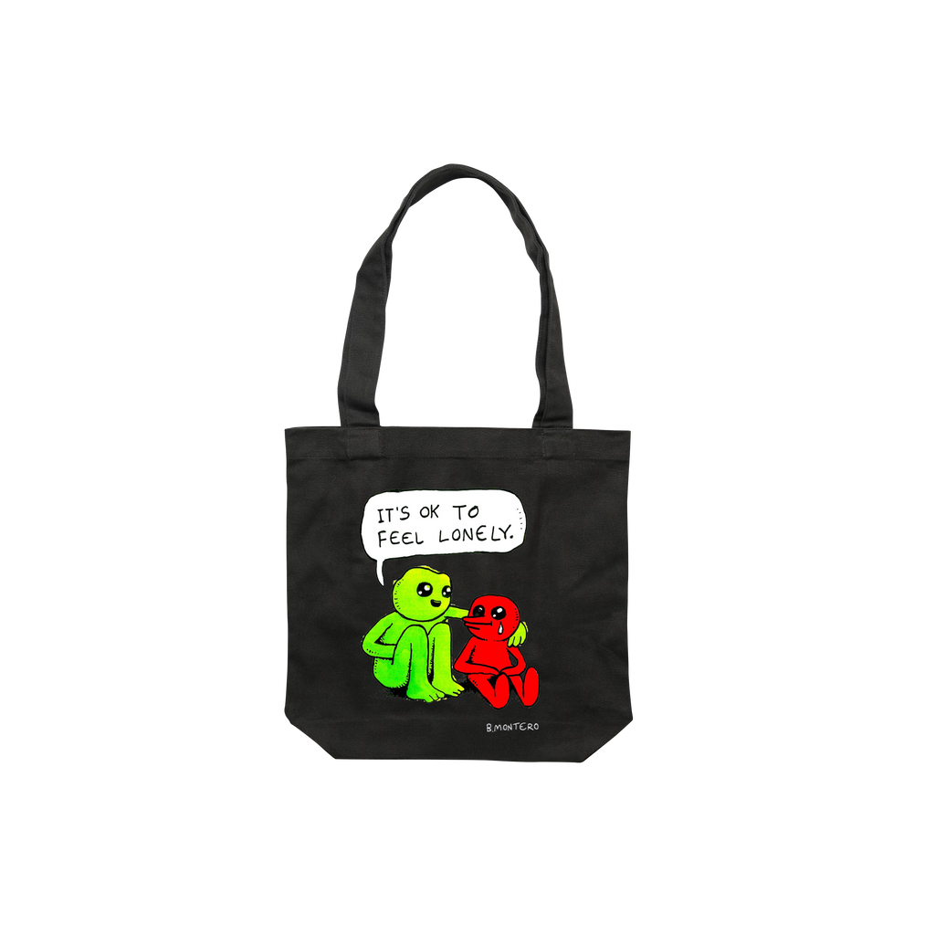 Lonely / Tote Bag