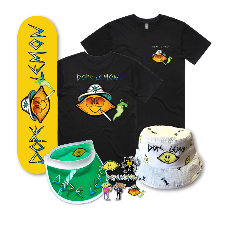 Fear and Loathing Skate Bundle