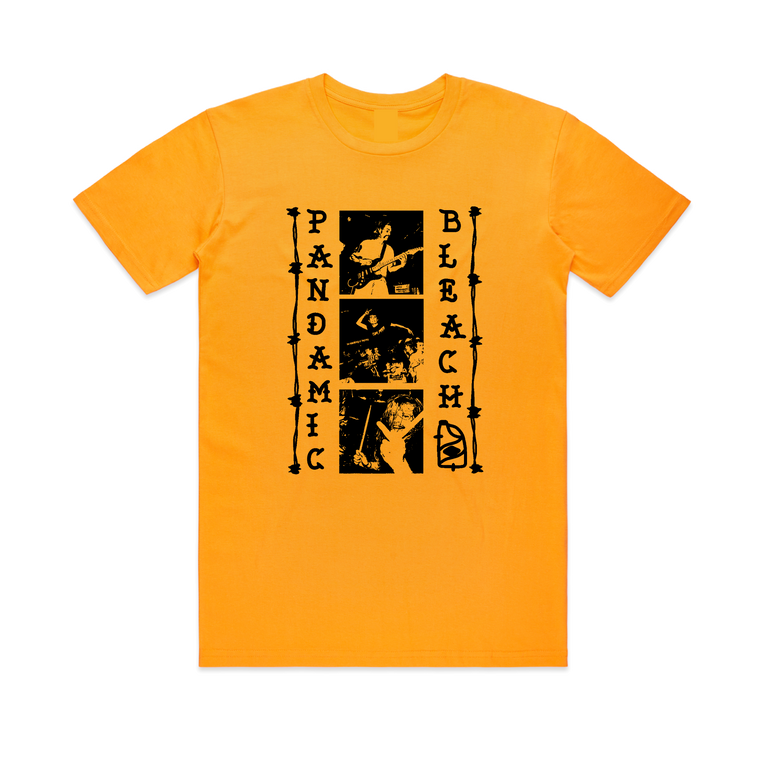 Bleach / Gold T-shirt