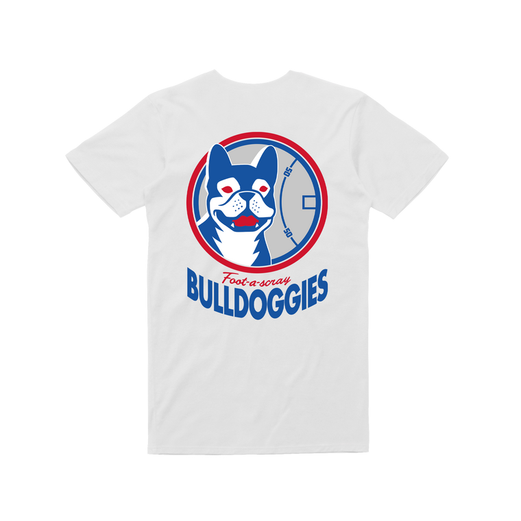 Buldoggies / White T-shirt