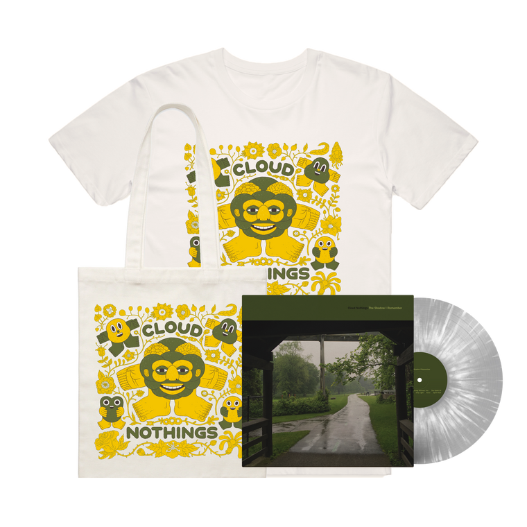 Cloud Nothings / LP + Tee + Tote Bundle ***PRE-ORDER***
