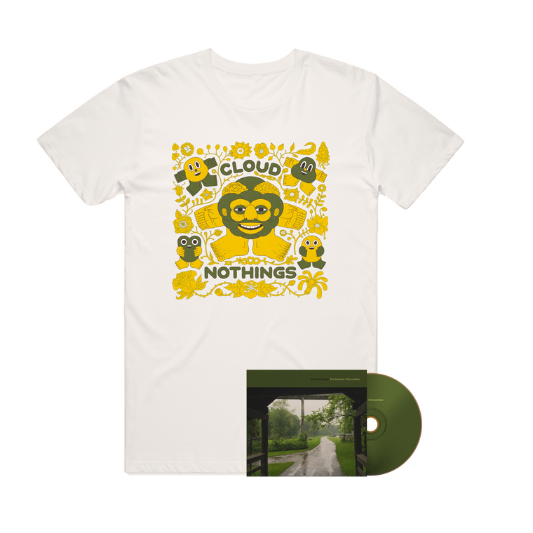 Cloud Nothings / CD + Tee Bundle ***PRE-ORDER***