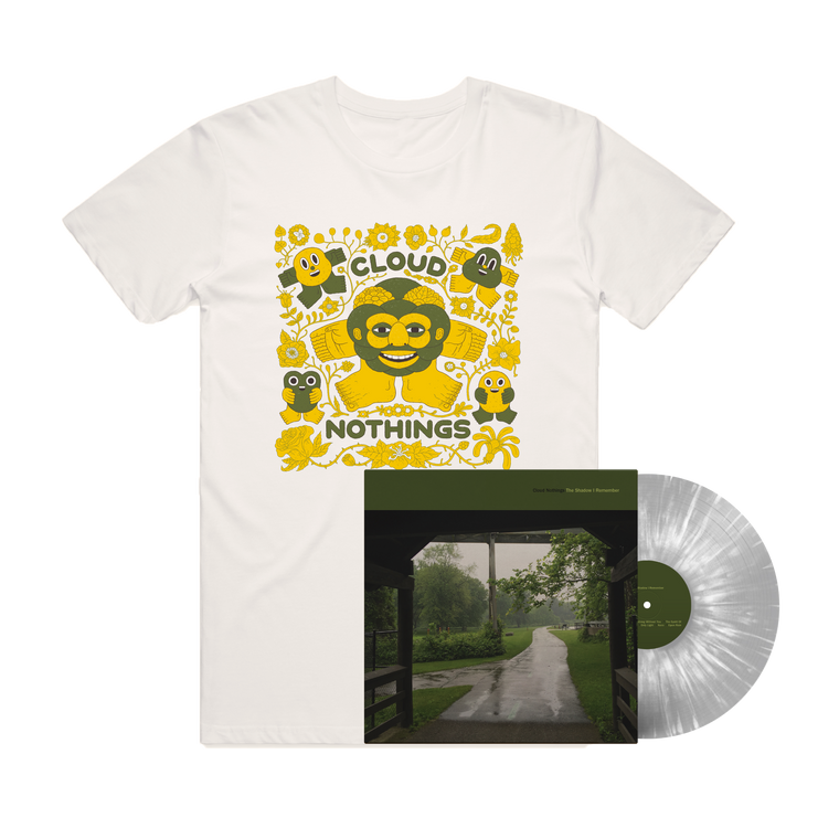 Cloud Nothings / LP + Tee Bundle ***PRE-ORDER***