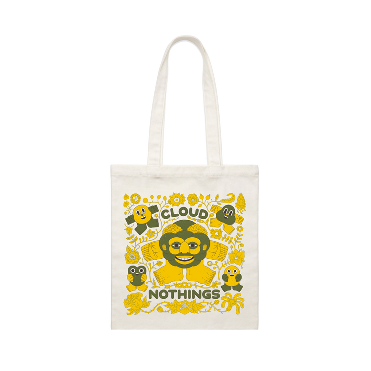 Cloud Nothings / The Shadow Tote Bag ***PRE-ORDER***