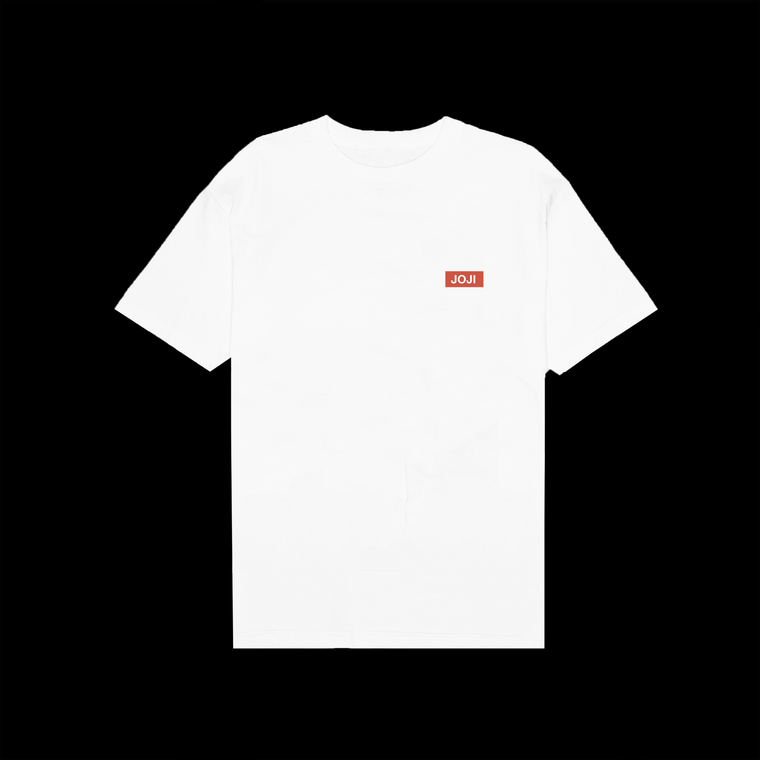 JOJI BOX LOGO 'NECTAR' COPYRIGHT T-SHIRT + DIGITAL ALBUM