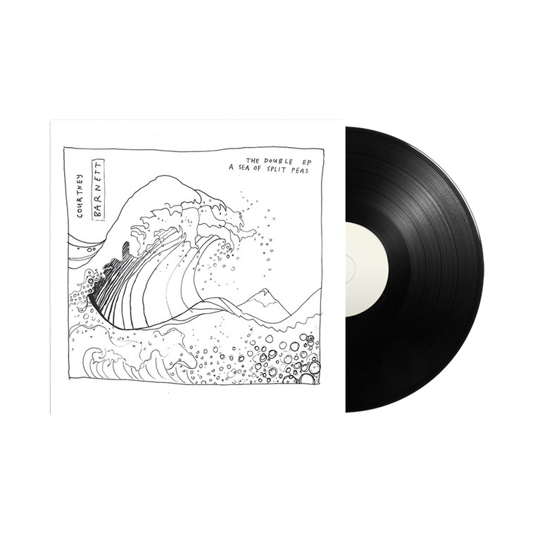 Courtney Barnett / The Double EP: A Sea of Split Peas 12