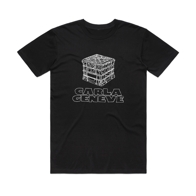 Crate / Black T-shirt