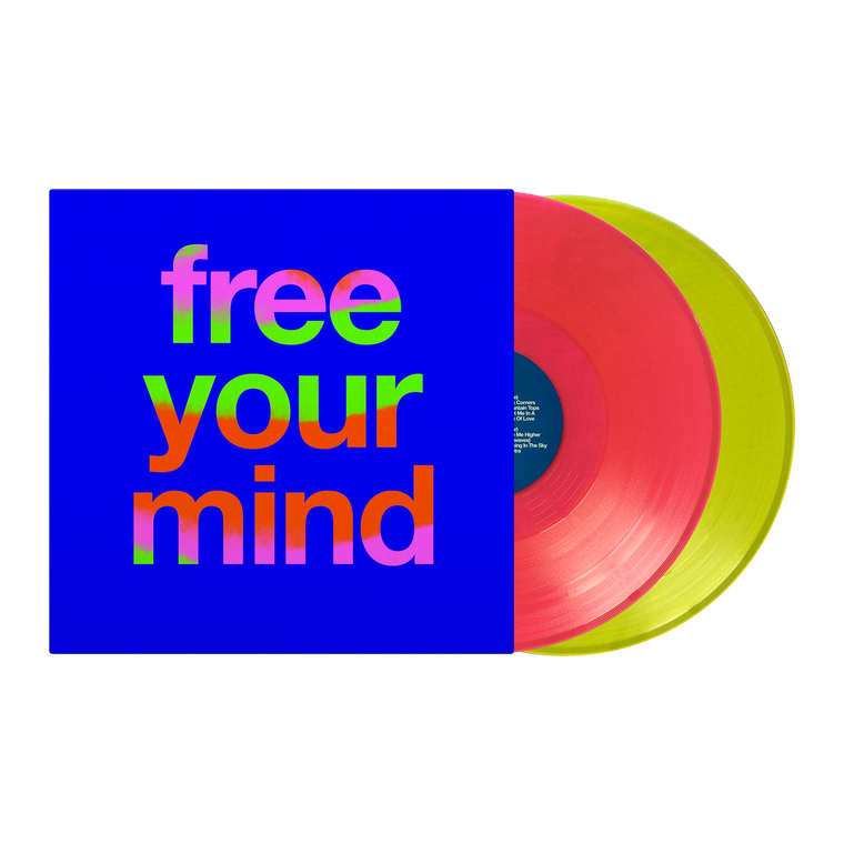 Free Your Mind / 2 x 12