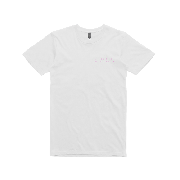 Haiku / White t-shirt