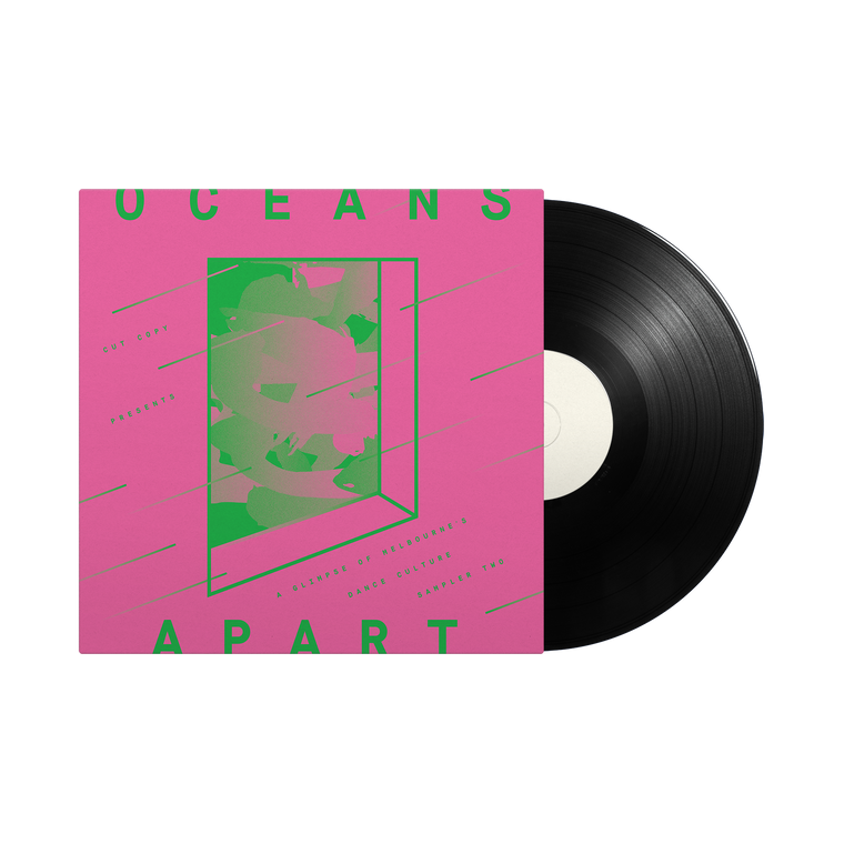 Cut Copy /  Present Oceans Apart Vol 2 12