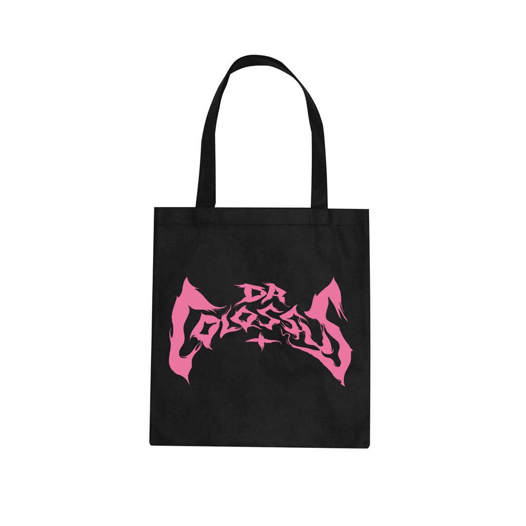 Logo / Tote Bag Black