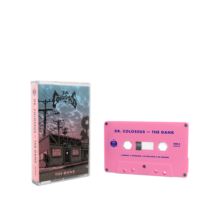 The Dank / Cassette Tape