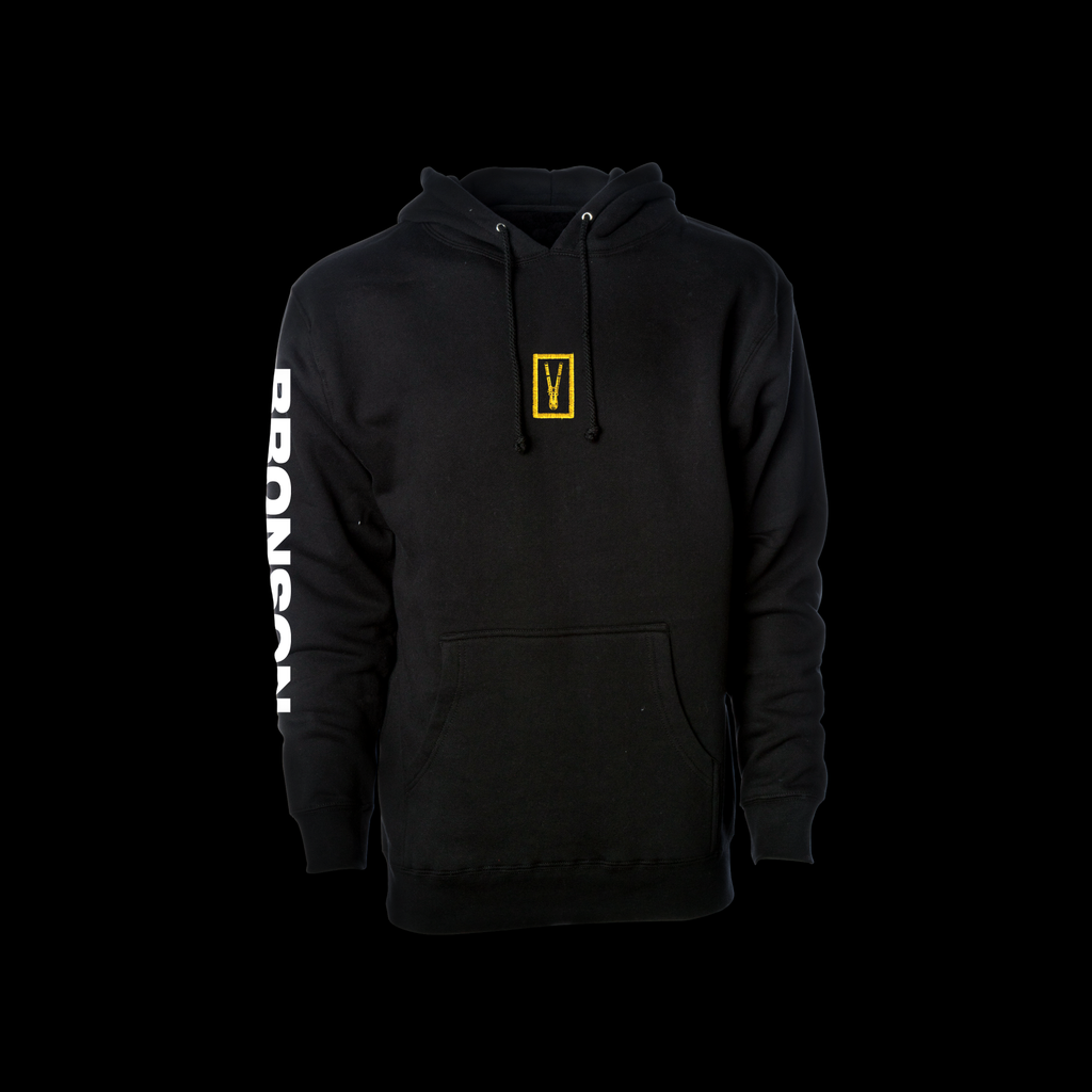 Bundle: Embroidered Hoodie + Limited Edition LP