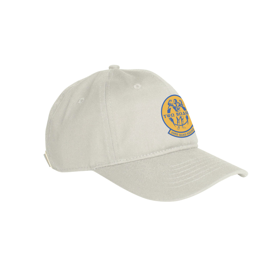 Two Bodies / Patch White Cap