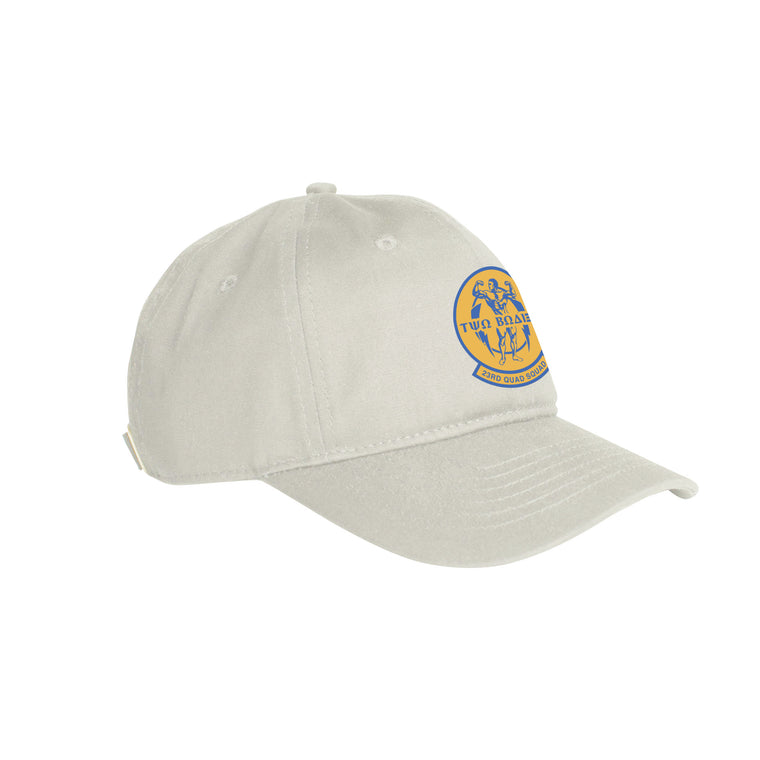 Two Bodies / Patch Cap White