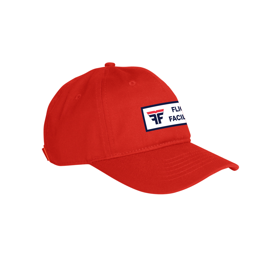 Logo / Patch Red Cap