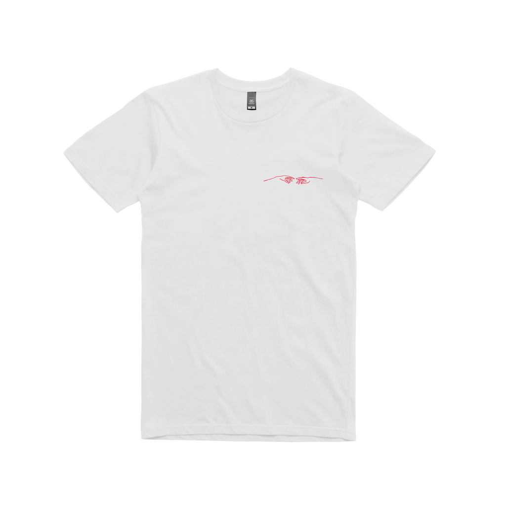 Stranded / White T-shirt