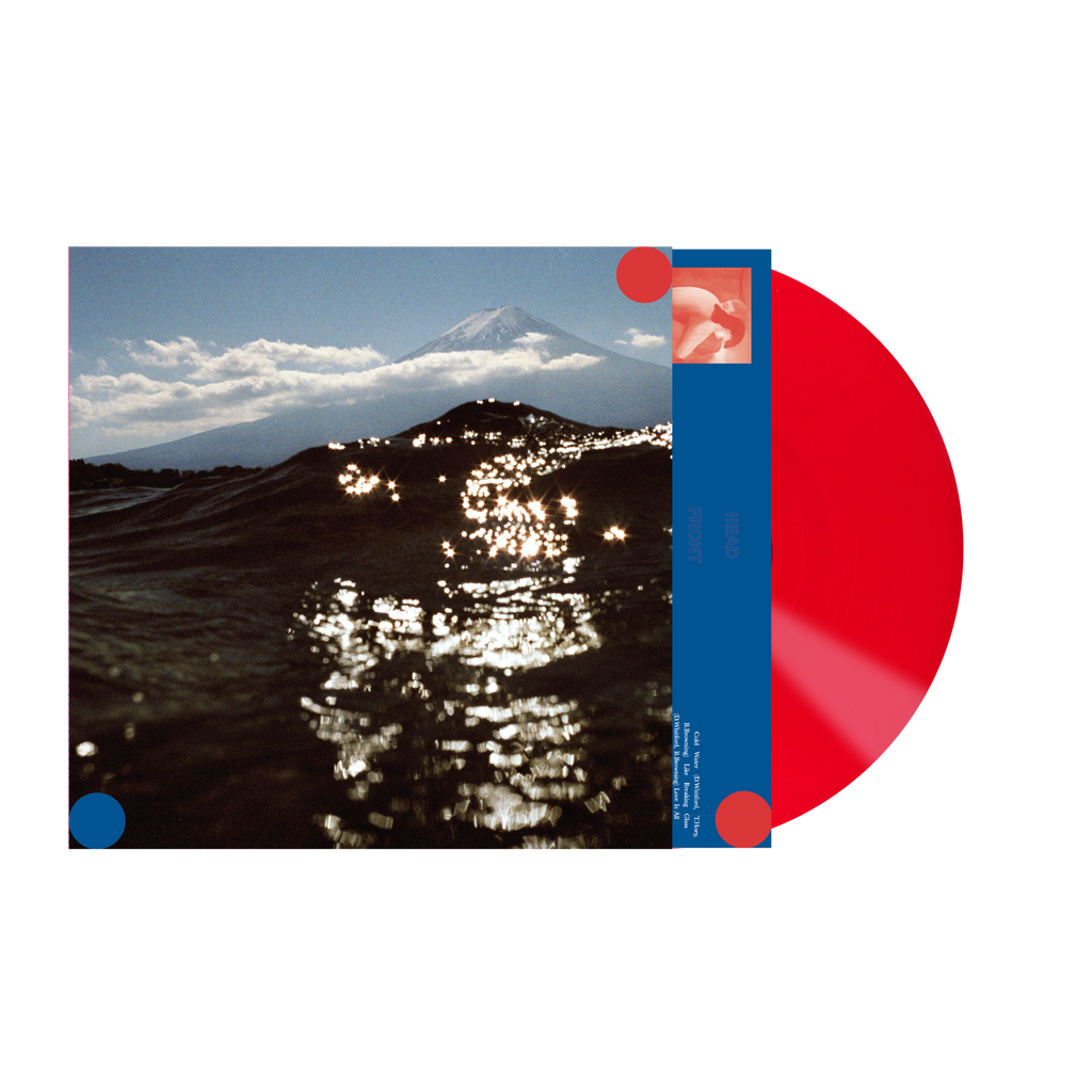 Cut Copy / 'Freeze, Melt' Red Vinyl Bundle
