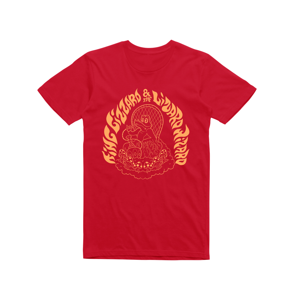 Smoked Out / Red T-shirt