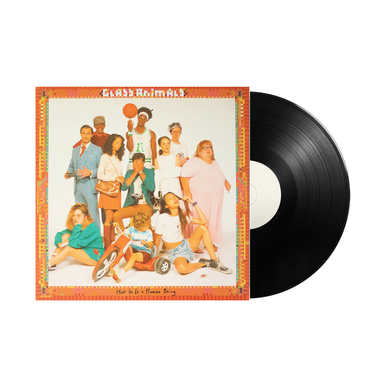Glass Animals / How to be a Human Being (Limited Edition) 2 x 12