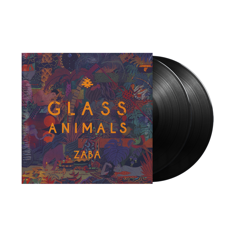 "Glass Animals / Zaba 2x 12"" Vinyl"