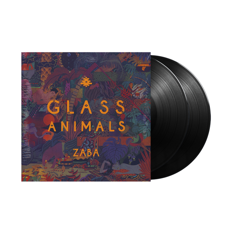Glass Animals / Zaba 2x 12